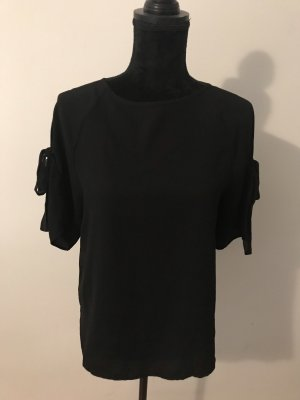 Bluse Cut out Schulter
