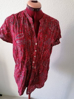 C&A Slip-over blouse donkerrood