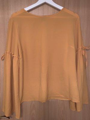 Body koszulowe złotopomarańczowy-jasny pomarańczowy