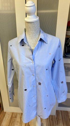 Bluse Damen Scotch & Soda M 38 blau