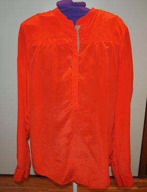 Bluse Damen Seide Marc O Polo Orange 38 M