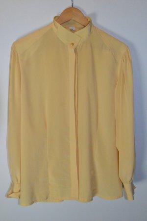 Bluse Damen Vintage Retro DelMod Gr. 44