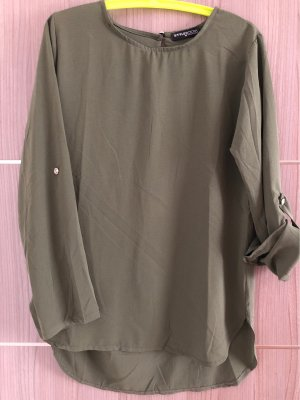 Long Blouse khaki
