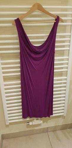 H&M Vestido playero violeta
