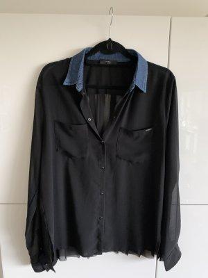 Diesel Blouse-chemisier noir