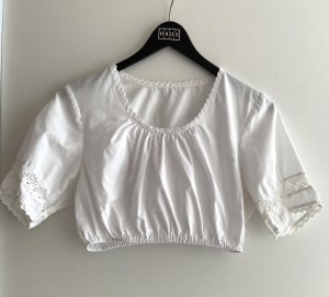 K&L Ruppert Traditional Blouse white