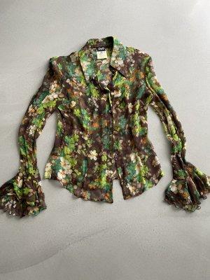 Dolce & Gabbana Blusa-camisa multicolor