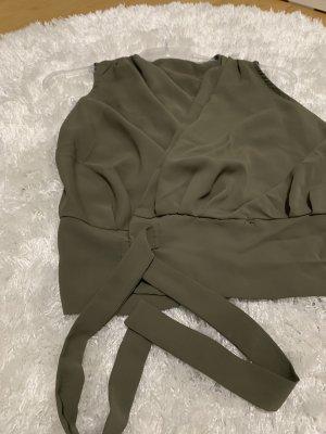 Kimono Blouse khaki