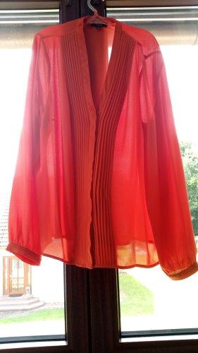 1.2.3 Paris Sukienka koszulowa jasnoczerwony