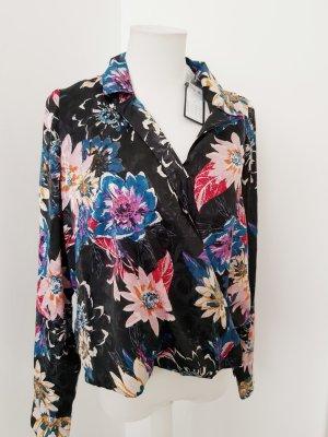 Vera Moda Tie-neck Blouse multicolored