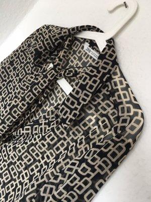 Bluse Edel Elegant tolles Design Schleife Halsband