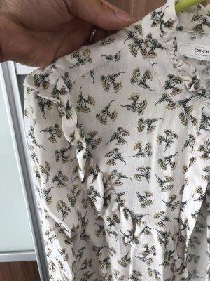 Promod Blusa de manga larga multicolor