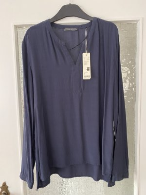 Bluse Esprit Collection dunkelblau Gr. 40