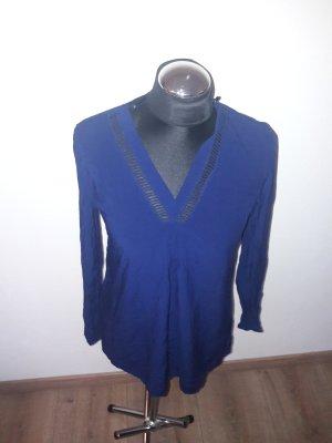 Bluse Esprit Gr. 36 blau