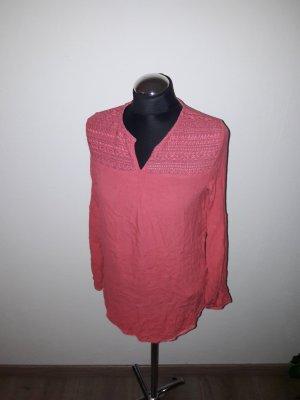 bluse esprit gr. 36 pink