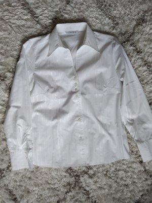 Bluse eterna weiß Größe 40