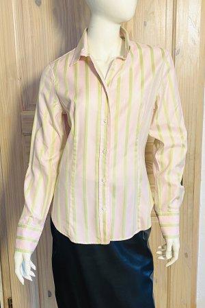 Etro Shirt Blouse pink-mint cotton