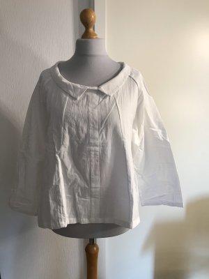 Misslook Bluzka oversize biały