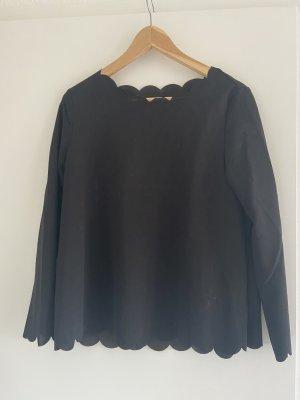 Bluse feiner Pullover