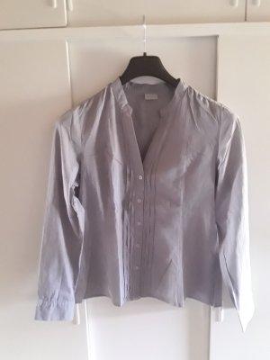 H&M Bluzka ze stójką szary