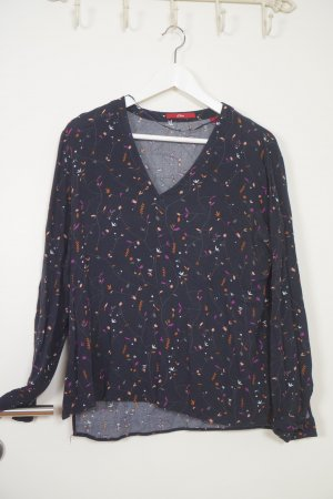 Bluse florales Muster von S.Oliver