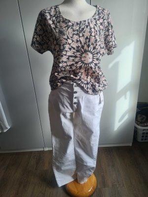 Vero Moda Glanzende blouse veelkleurig