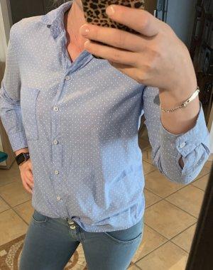 Bluse *gepunktet*