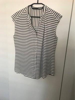 Bluse gestreift