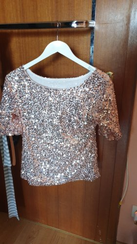 Bluse gold