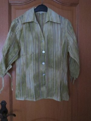 Bluse, Gr.36/S, gestreift, neu-nicht getragen