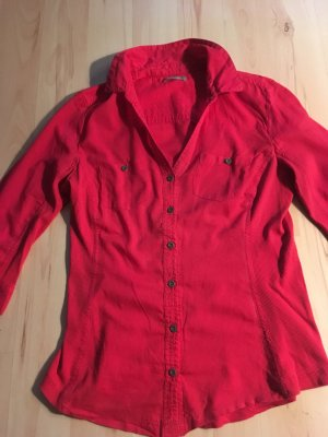 Bluse Gr 38 rot Orsay