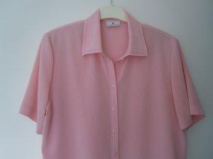 Frank Walder Blouse à manches courtes rosé polyester