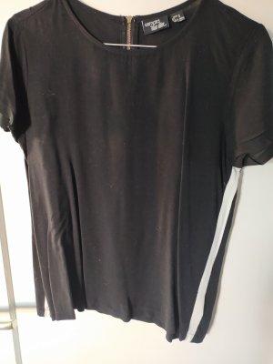 Bluse gr 40 schwarz