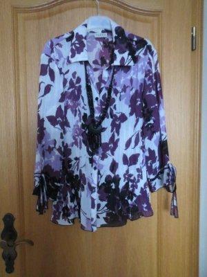 Bluse, Gr.42/M, sehr schick, lila