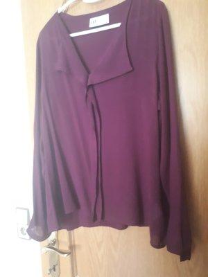 Blue Motion Slip-over blouse braambesrood