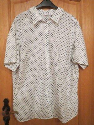 Bluse, Gr.50/XL, neu, Kurzarm