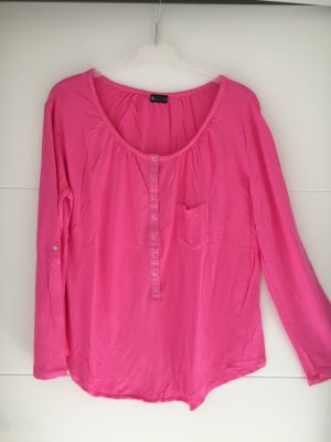 Bluse Gr. L, pink *wie neu* Laura Scott