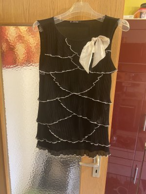Blouse Carmen noir