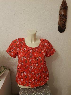 b.p.c.fashion Bluzka z krótkim rękawem czerwony