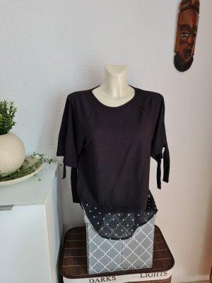 Bodyflirt Slip-over blouse zwart