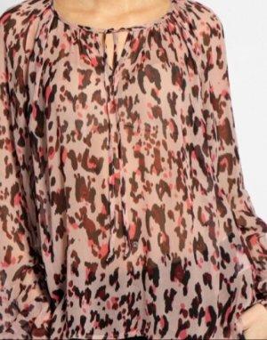 Malvin Blusa a tunica multicolore