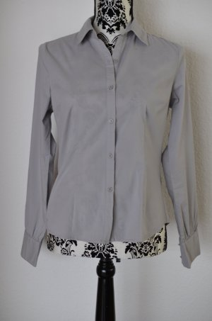3suisses Bluzka z długim rękawem szary-jasnoszary Bawełna