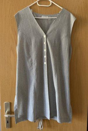 Bonita Camicetta a maniche corte grigio chiaro-grigio