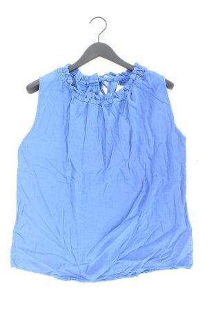 Bluse Größe 38 blau