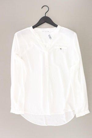Blusa ancha blanco puro