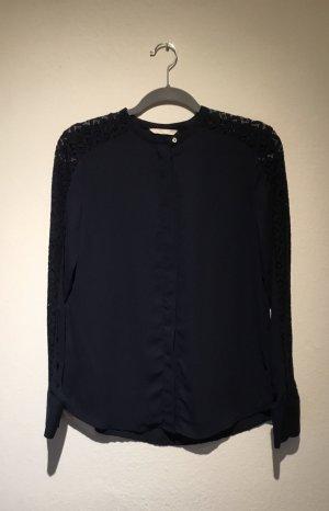 Bluse H&M dunkelblau