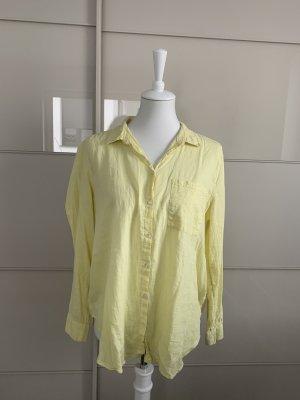 Bluse H&M gelb locker