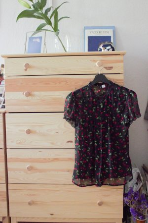 Bluse - H&M - mit Muster