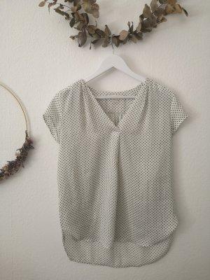 Bluse h&m schwarz weiß elegant business