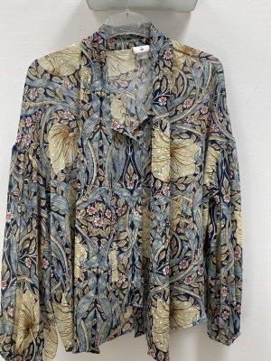Bluse H&M x Morris&Co.